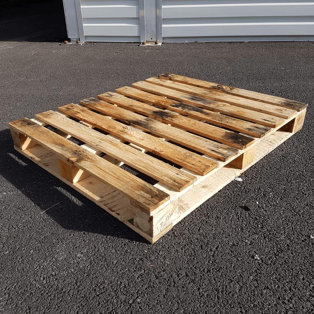 UK Standard Pallet - (Used) 1200x1000mm Heavy Block ...